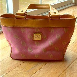 Preowned Dooney & Bourke satchel